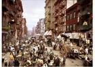 Foto New York - Mulverrystreet 1900