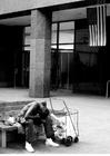 Foto Obdachloser