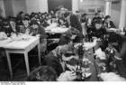 Foto Polen - Warschauer Ghetto - Nähatelier (2)