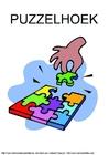 Bild Puzzle-Ecke