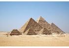 Foto Pyramiden von Gizeh
