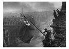 Foto Russische Fahne auf dem Reichstag