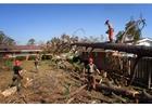 Foto Schaden nach Orkan