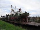 Foto Schiff im Trockendock