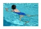 Foto schwimmen