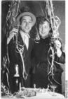 Foto Silvesterabend 1953