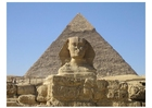 Fotos Sphinx und Pyramide in Gizeh