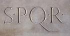 Foto Spqrstone - Senatus Populusque Romanus