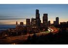 Foto Stadt - Skyline Seattle