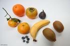 Foto süßes Obst
