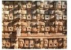 Foto Tempel der Masken, Yucatan