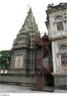 Foto Tempelrückseite