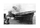 Foto USS Frankflin 1945