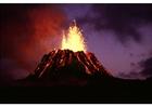 Foto Vulkaneruption