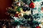 Foto Weihnachtsbaum