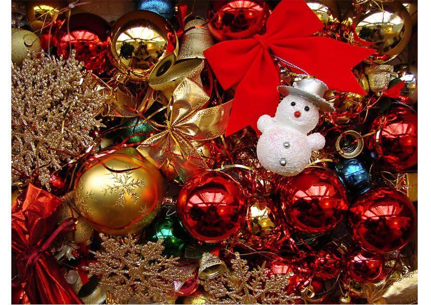 Foto Weihnachtsschmuck | Abb. 8815.