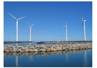 Foto Windmühle - Windenergie