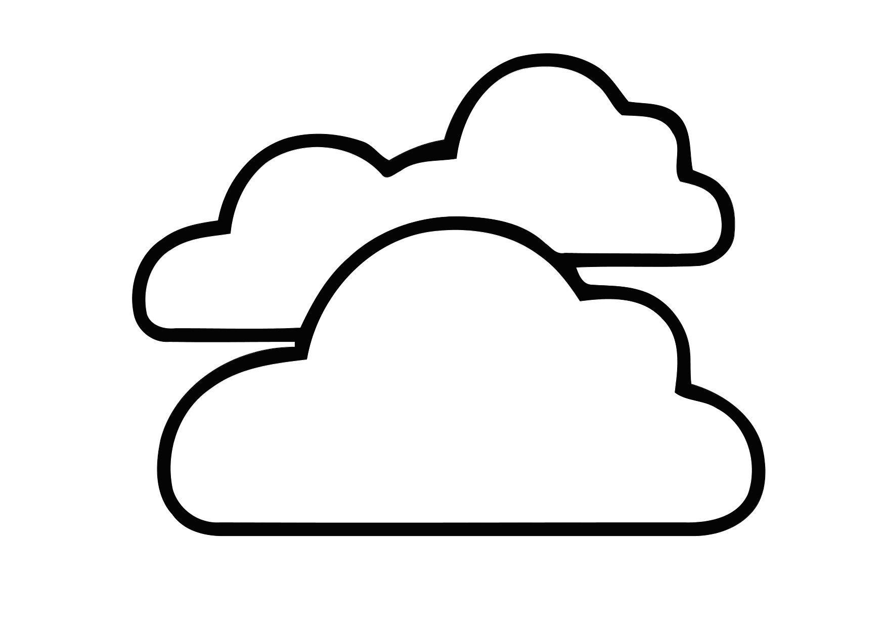 Groß Sonne Und Wolken Malvorlagen Galerie - Beispiel Anschreiben für ...
