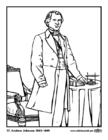 Malvorlage  17 Andrew Johnson