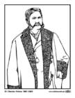 Malvorlage  21 Chester Arthur