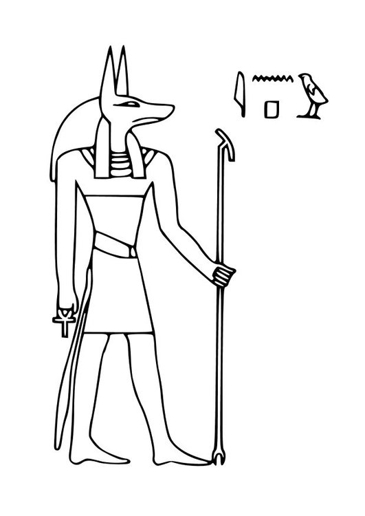 Fantastisch Anubis Malvorlagen Fotos - Ideen färben - blsbooks.com