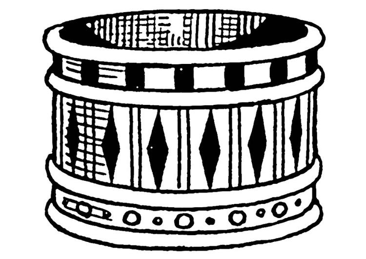 Armbanduhr ausmalbild  Malvorlage Armband | Ausmalbild 18922.