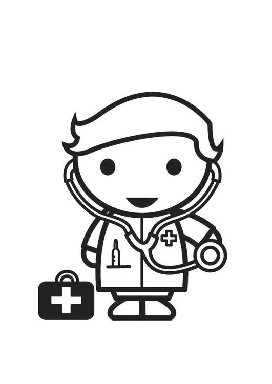 Schön Mädchen Arzt Malvorlagen Bilder - Ideen färben - blsbooks.com