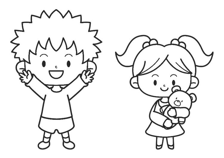 Malvorlage Baby Und Kleinkind Ausmalbild 30214 Images