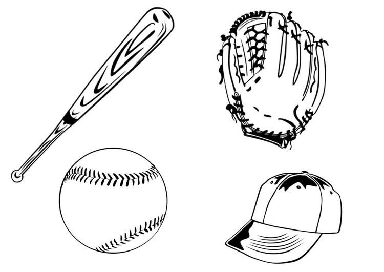 Wunderbar Malvorlagen Von Baseball Ideen - Beispielzusammenfassung ...