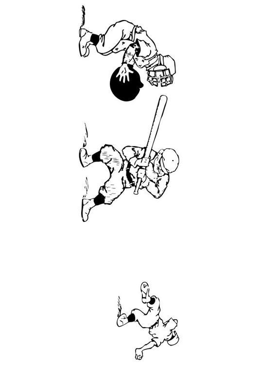 Niedlich Malvorlagen Baseball Galerie - Entry Level Resume Vorlagen ...