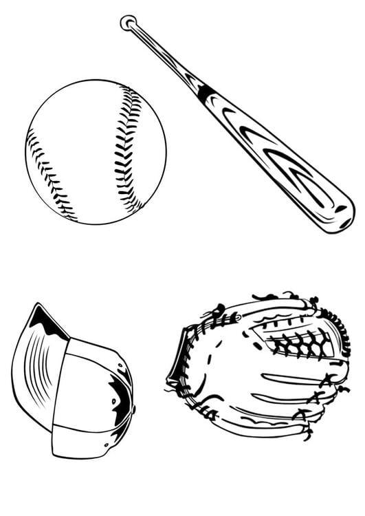 Berühmt Baseball Feld Malvorlagen Zeitgenössisch ...