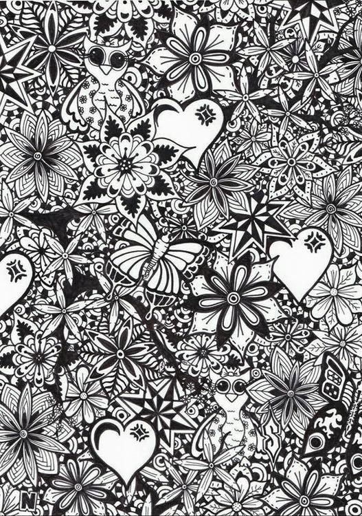 118 Malvorlagen Von Blumen Kostenlose Ausmalbilder Zum Ausdrucken