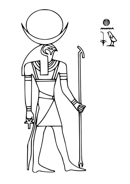 Groß ägypten Malvorlagen Mumie Zeitgenössisch - Malvorlagen-Ideen ...