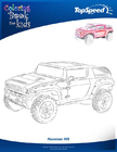 Malvorlage  Detroit_AutoShow-4