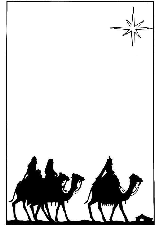 malvorlage drei könige  ausmalbild 16394