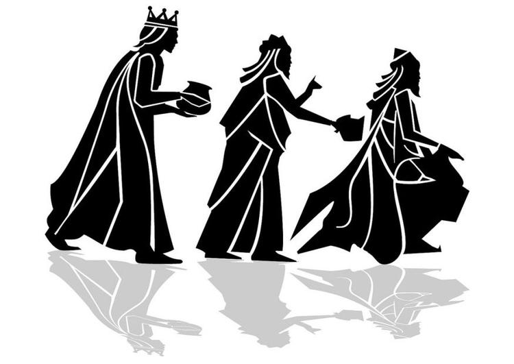 malvorlage drei könige  kostenlose ausmalbilder zum