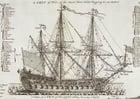 Malvorlage  Dreimaster Kriegsschiff
