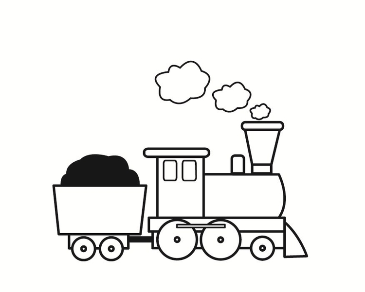 eisenbahn malvorlage  coloring and malvorlagan