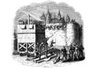 Erstürmung einer Burg