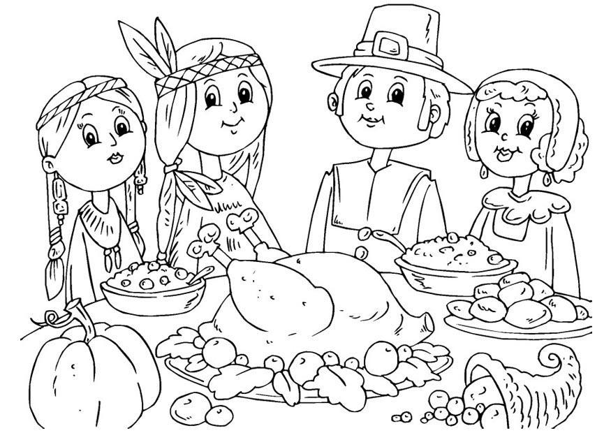 Niedlich Thanksgiving Kostenlose Malvorlagen Bilder - Malvorlagen ...