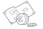 Malvorlage  Euro