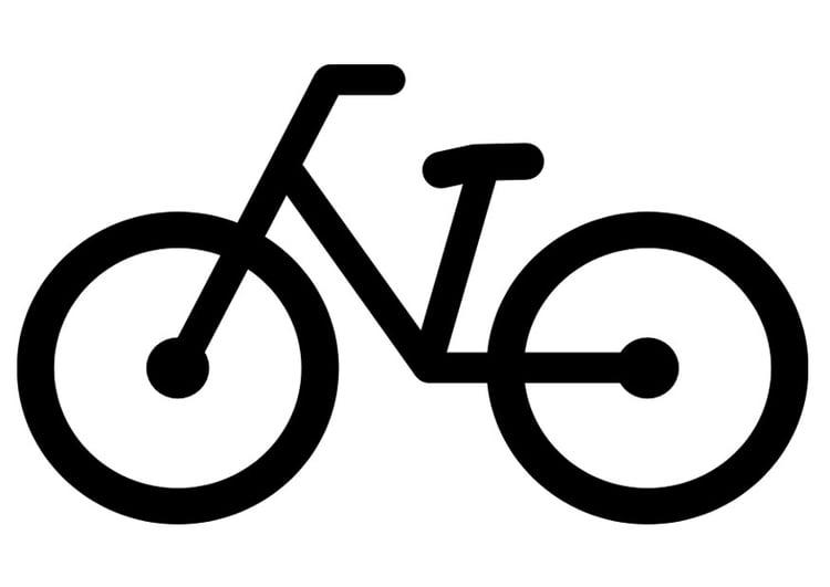 malvorlage fahrrad  kostenlose ausmalbilder zum