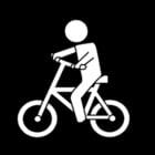Malvorlage  Fahrrad fahren