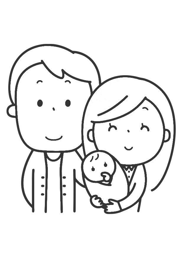 schule und familie ausmalbilder  malvorlagen