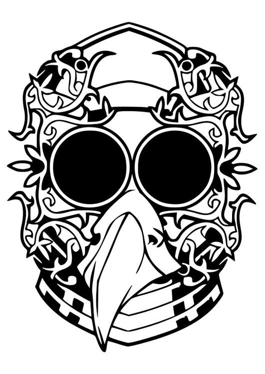 51 malvorlagen von masken  kostenlose ausmalbilder zum