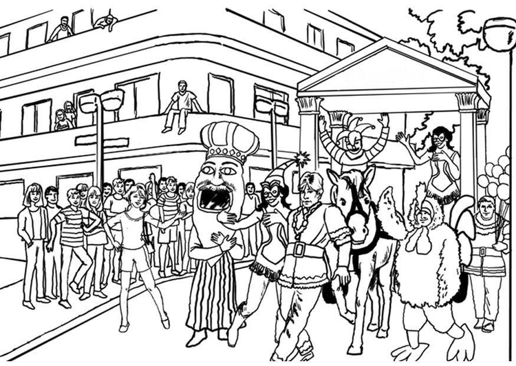 Для, картинки карнавала рисунки
