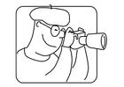 Malvorlage  Fotograf