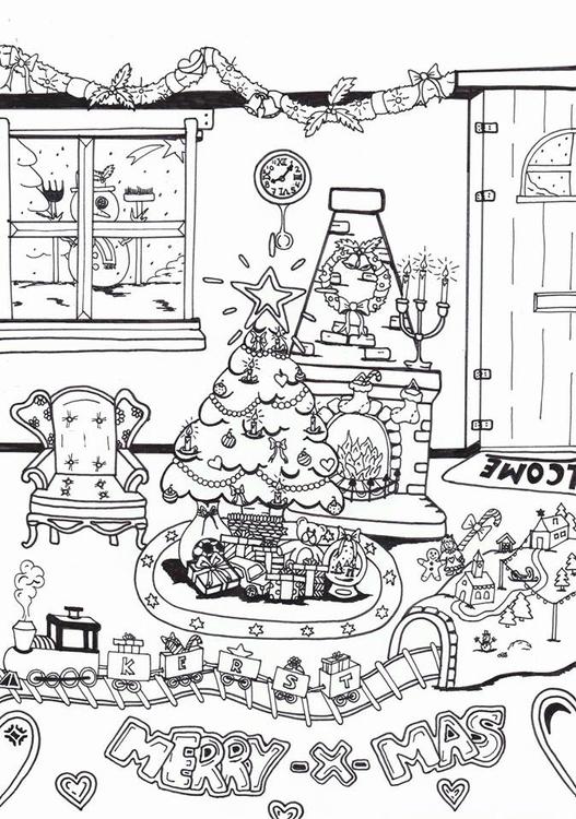 250 malvorlagen von weihnachten  kostenlose ausmalbilder