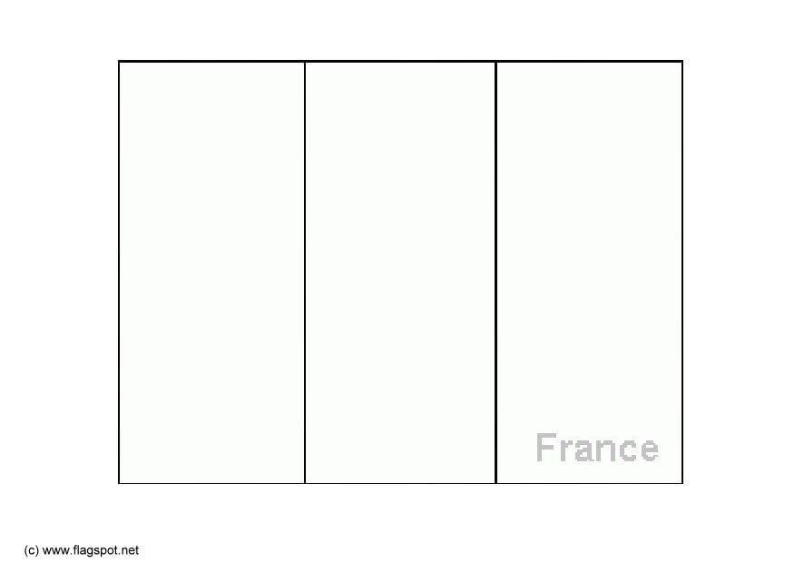Malvorlage Frankreich Ausmalbild 6147