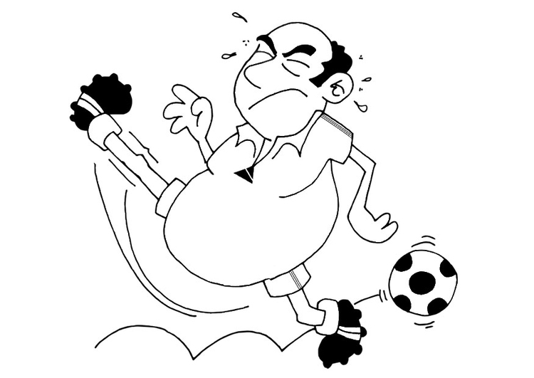 malvorlage fussball  kostenlose ausmalbilder zum ausdrucken